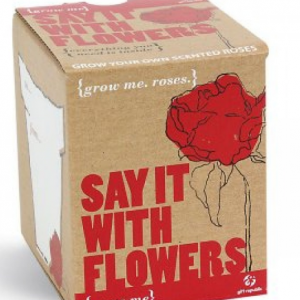 DIY díselo con flores